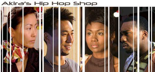 Get Akira's Hip Hop Shop now!
