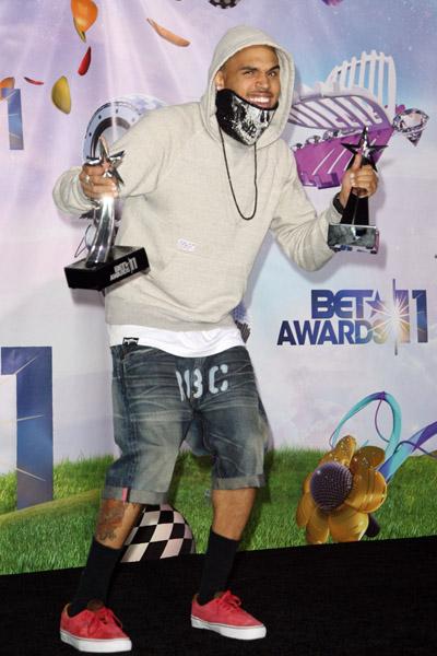 Chris Brown BETA2011