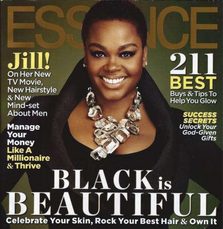 Jill Scott Essence Cover